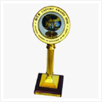 NCE Gold Award 2001